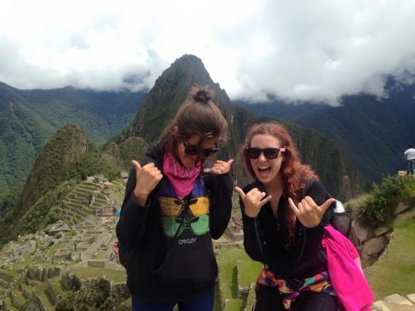 Machu Picchu,Perú.