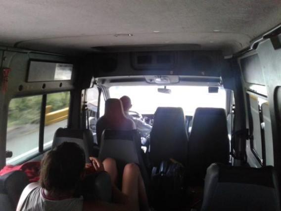 Viajando a dedo por Colombia
