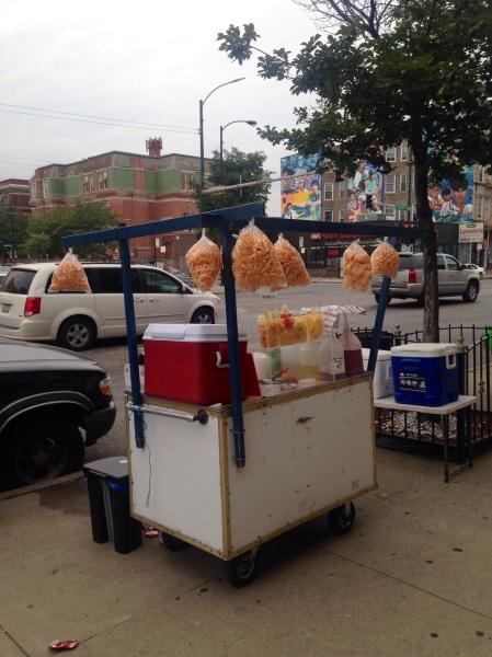 Barrio Mexicano en Chicago, Estados Unidos