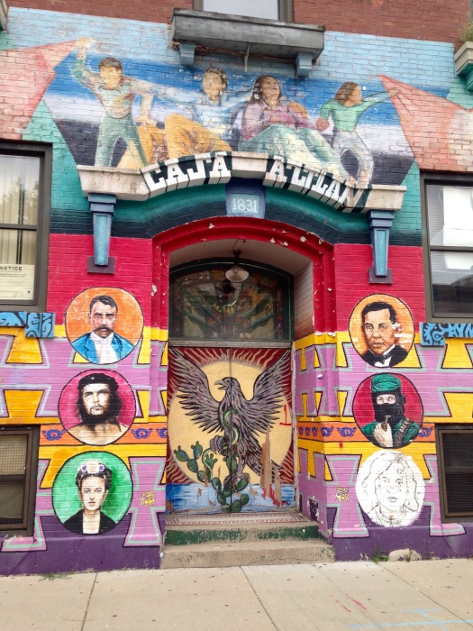 Barrio Mexicano en Chicago, Estados Unidos