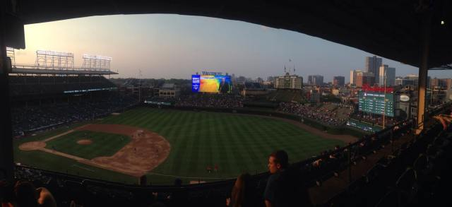 Estado de Chicago Cubs, Chicago