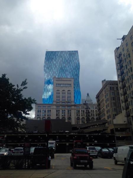 Edificios en Chicago downtown
