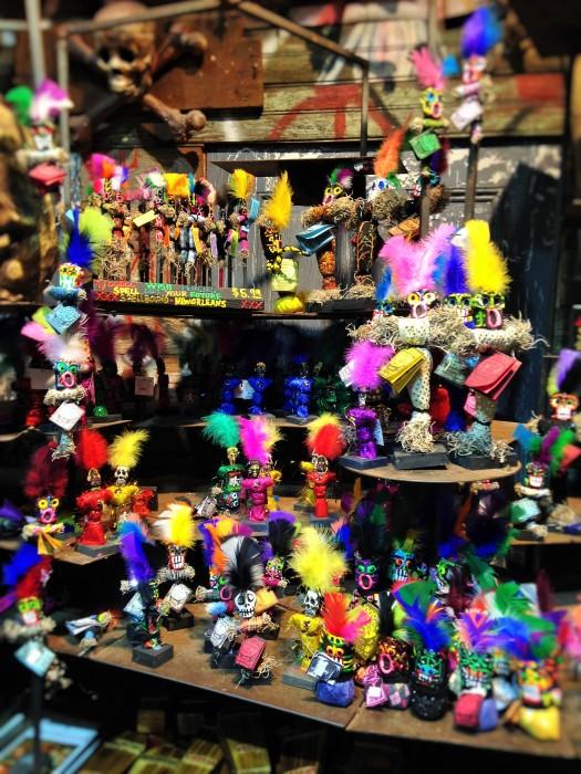 Tienda de vudu, Nueva Orleans