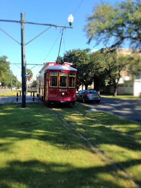 Metro cable de Nueva Orleans