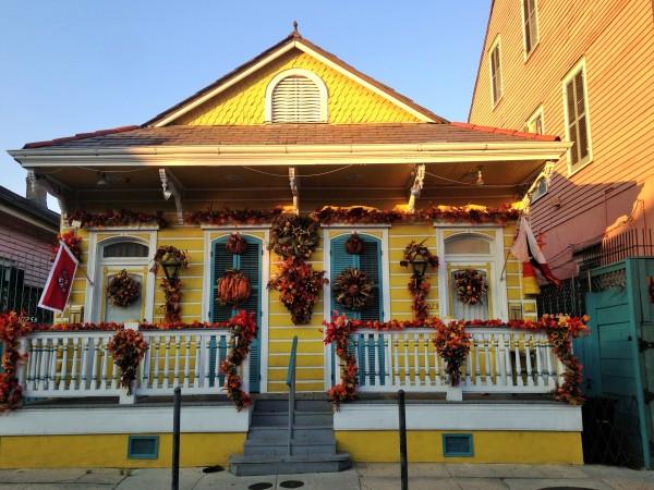 Casas en Nueva Orleans