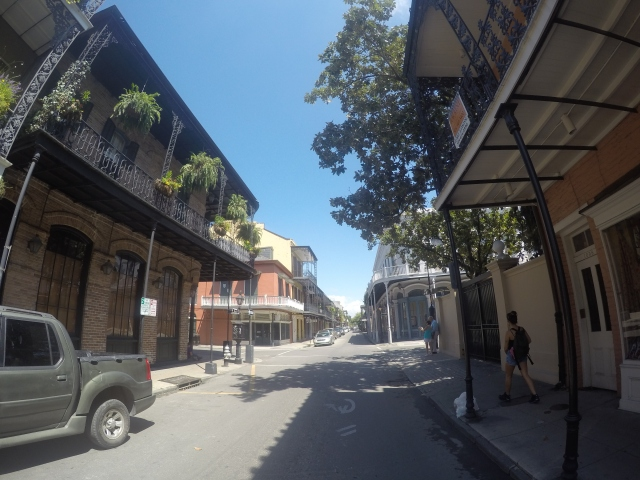 French Quarter en New Orleans