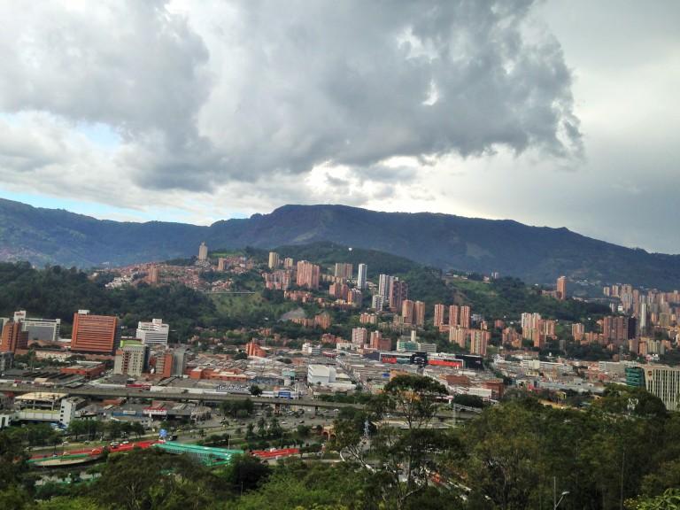 Cerro Nutibara, Medellín,Colombia