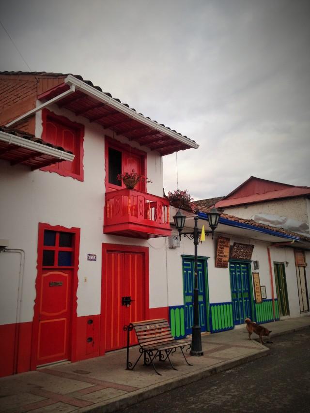 Salento, Eje cafetero, Colombia