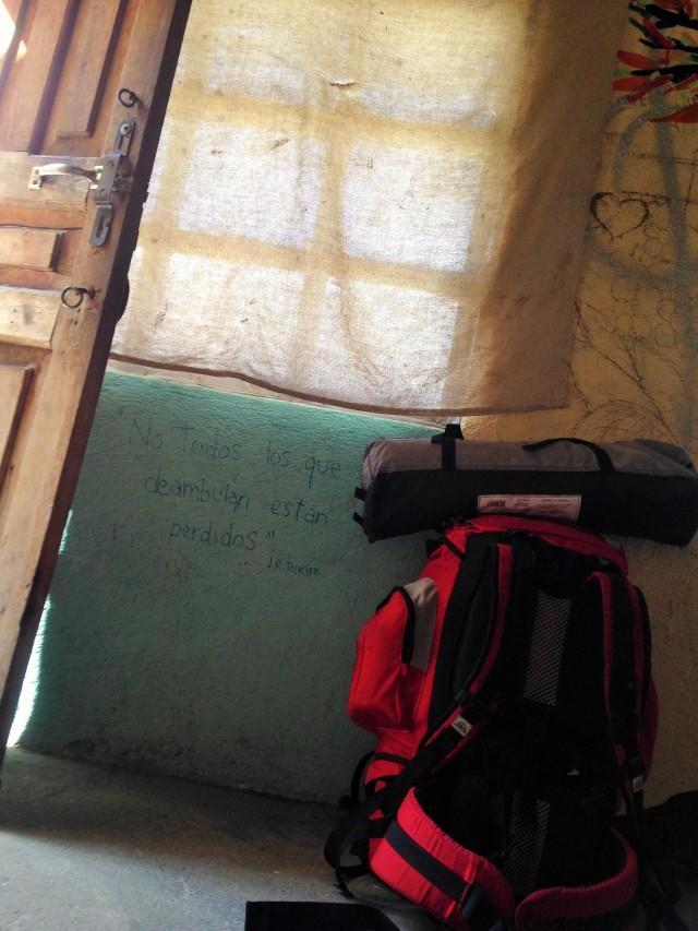 Viajar a dedo por Perú