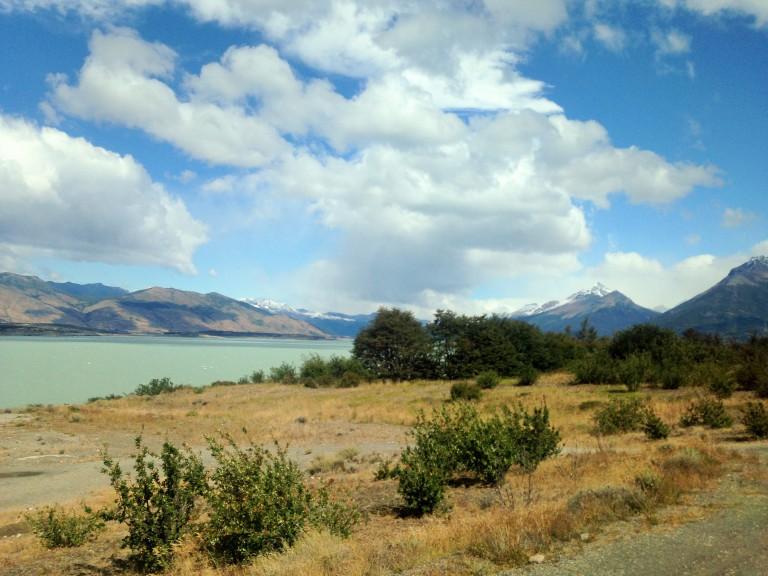 Patagonia Argentina, El Clafate.
