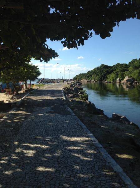 Barra do Lagoa, Florianapolis