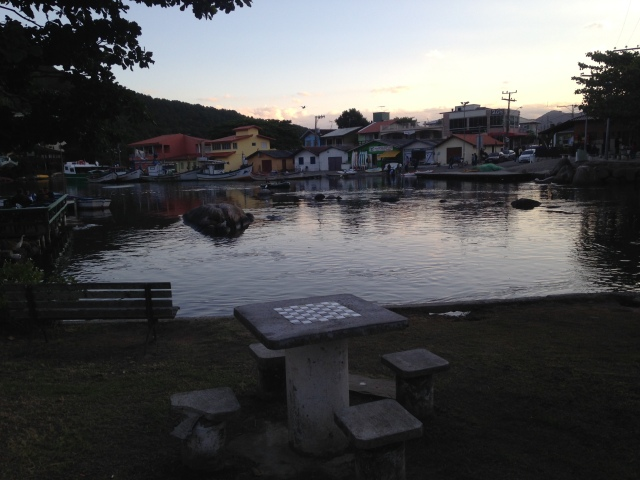 Barra do Lagoa, Florianapolis