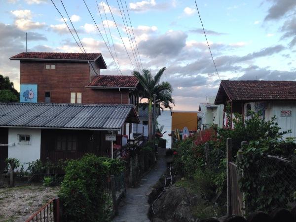 Florianapolis, Barra do Lagoa