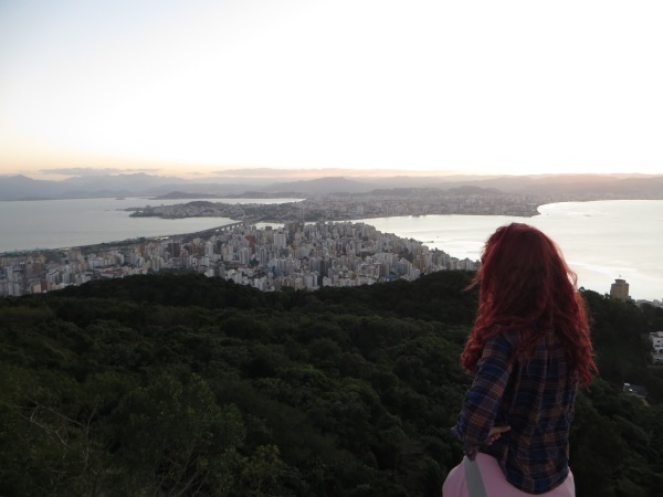 Morro da cruz, Florianapolis