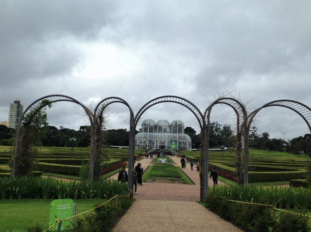 Jardin Botánico.