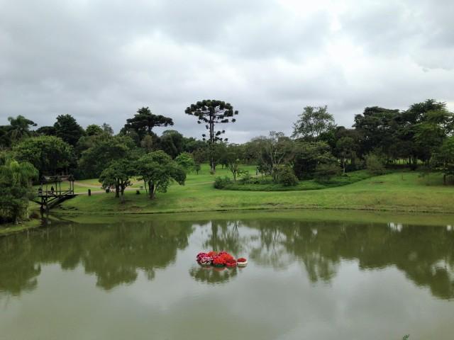 Jardín Botánico, Curitiba