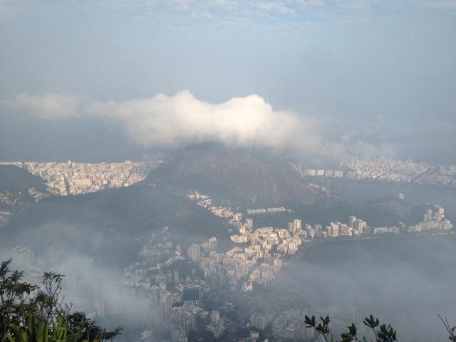 Cerro Corcovado, como ir a pie