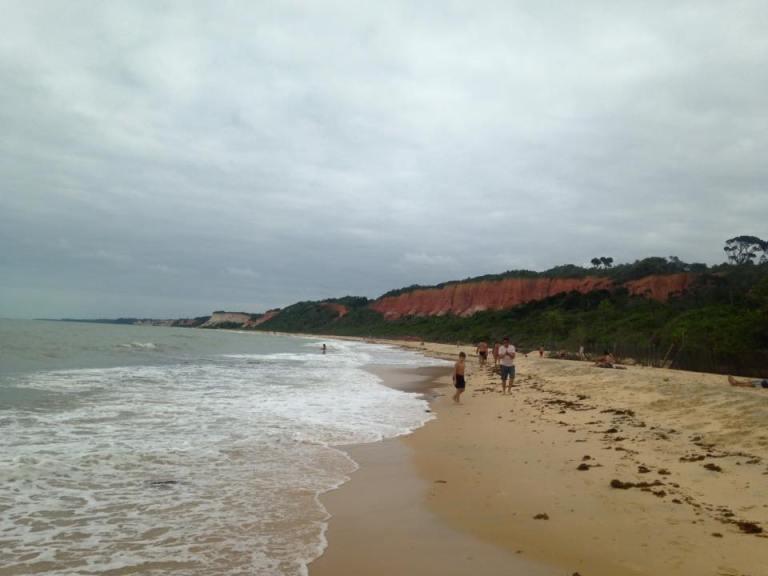 Playa de Pitinga, Arrail d´ajuda