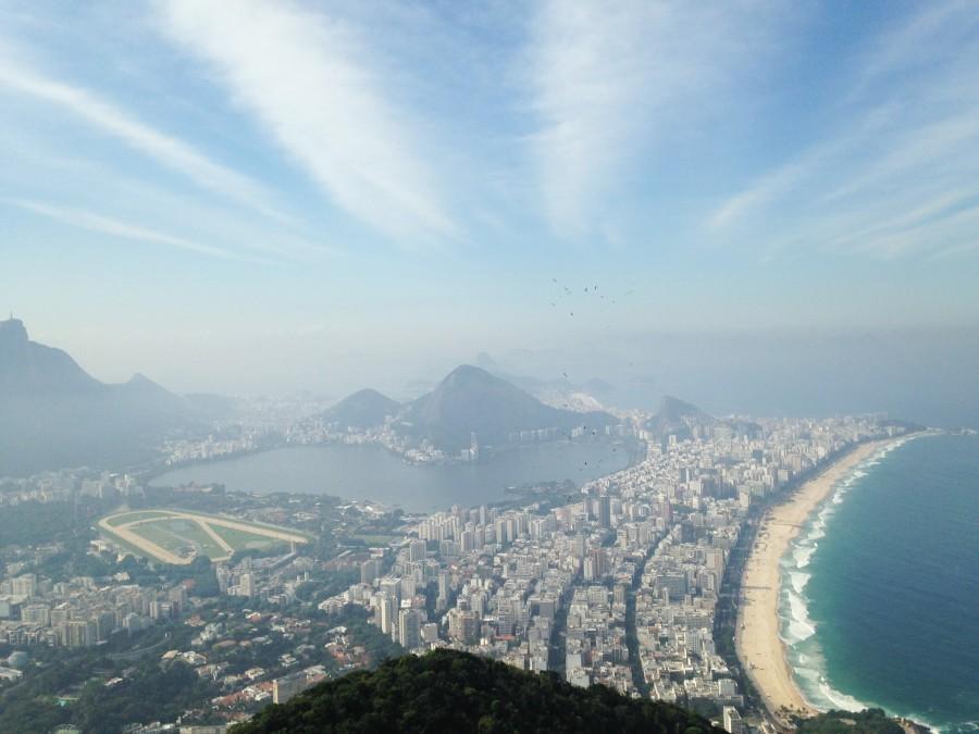 trekkings gratis en Rio de Janeiro