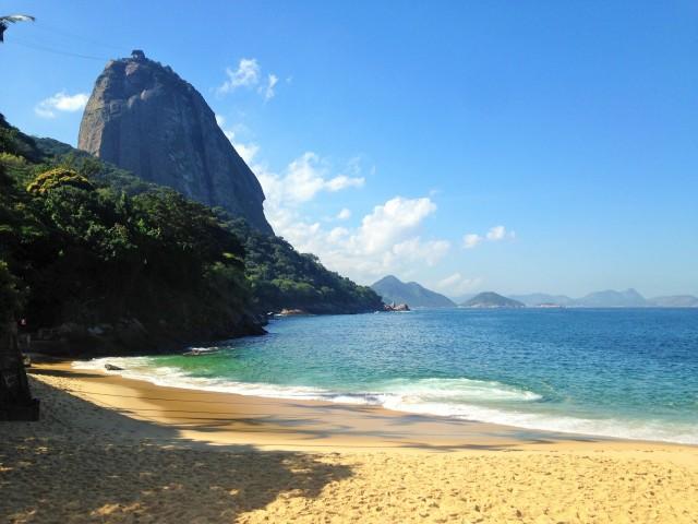 Playa vermelha. que hacer gratis Rio de Janeiro
