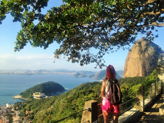 Vista desde el Morro de Urca - que hacer en rio de janeiro