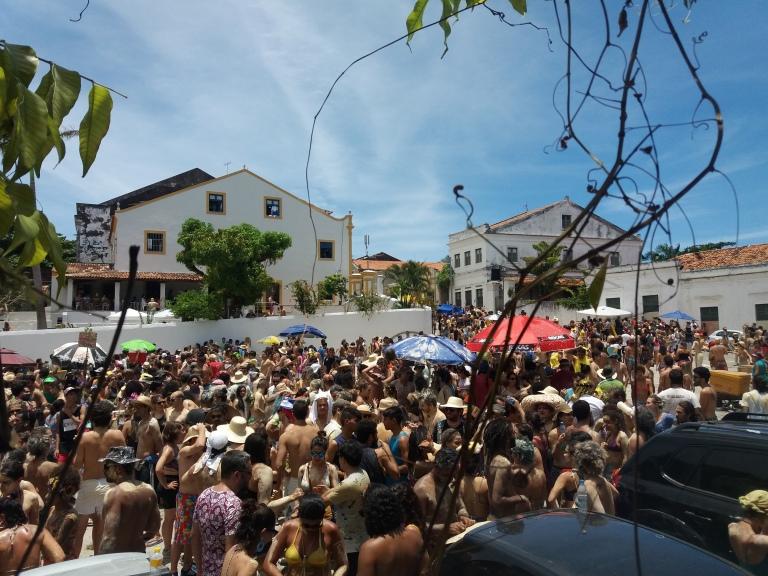 Olinda en Carnaval