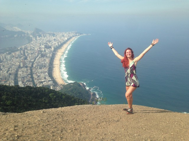 Morro dois Irmaos, Rios de Janeiro, Brasil