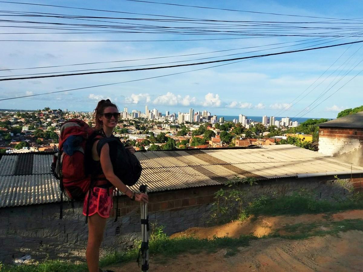 15 cosas que me pasaron viajando a dedo por Brasil