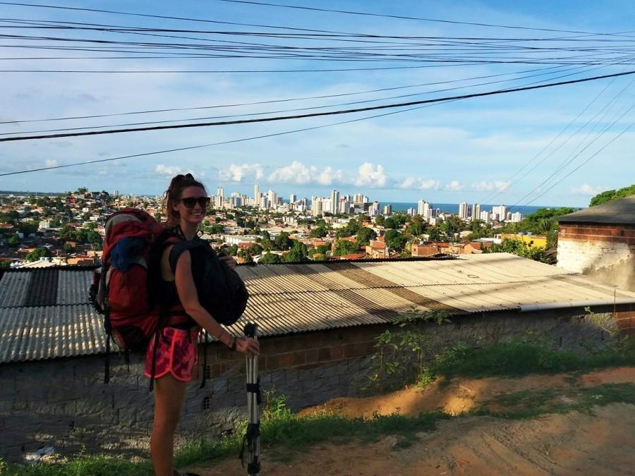 Autoestop. Viajando a dedo por Brasil
