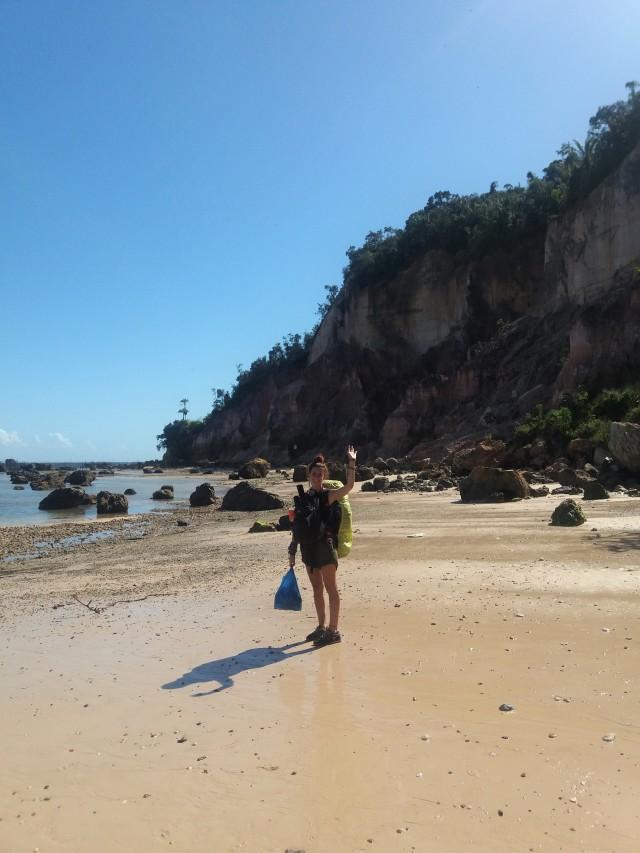 Gamboa, Isla del Morro de Sao paulo, Brasil