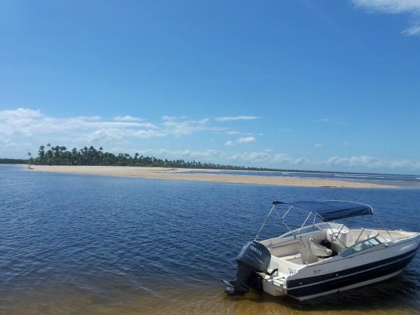 Isla Boipeba, Brasil