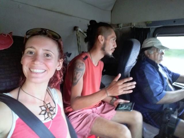 Autoestop. Viajando a dedo por Brasil.