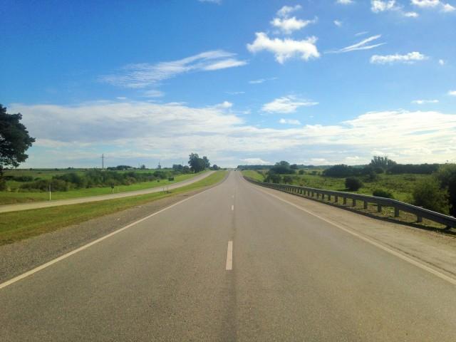 Autostop. Viajando a dedo por Brasil