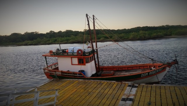 Muelle de Mandacarú, como llegar a Atins en barco,Lençois Maranhenses