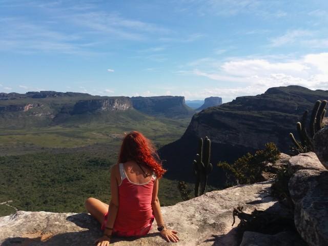 Trekking y paseos gratis y sin guía en la Chapada Diamantina. Morro Pai inacio