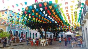 Fierstas típicas de Brasil: sao Joao