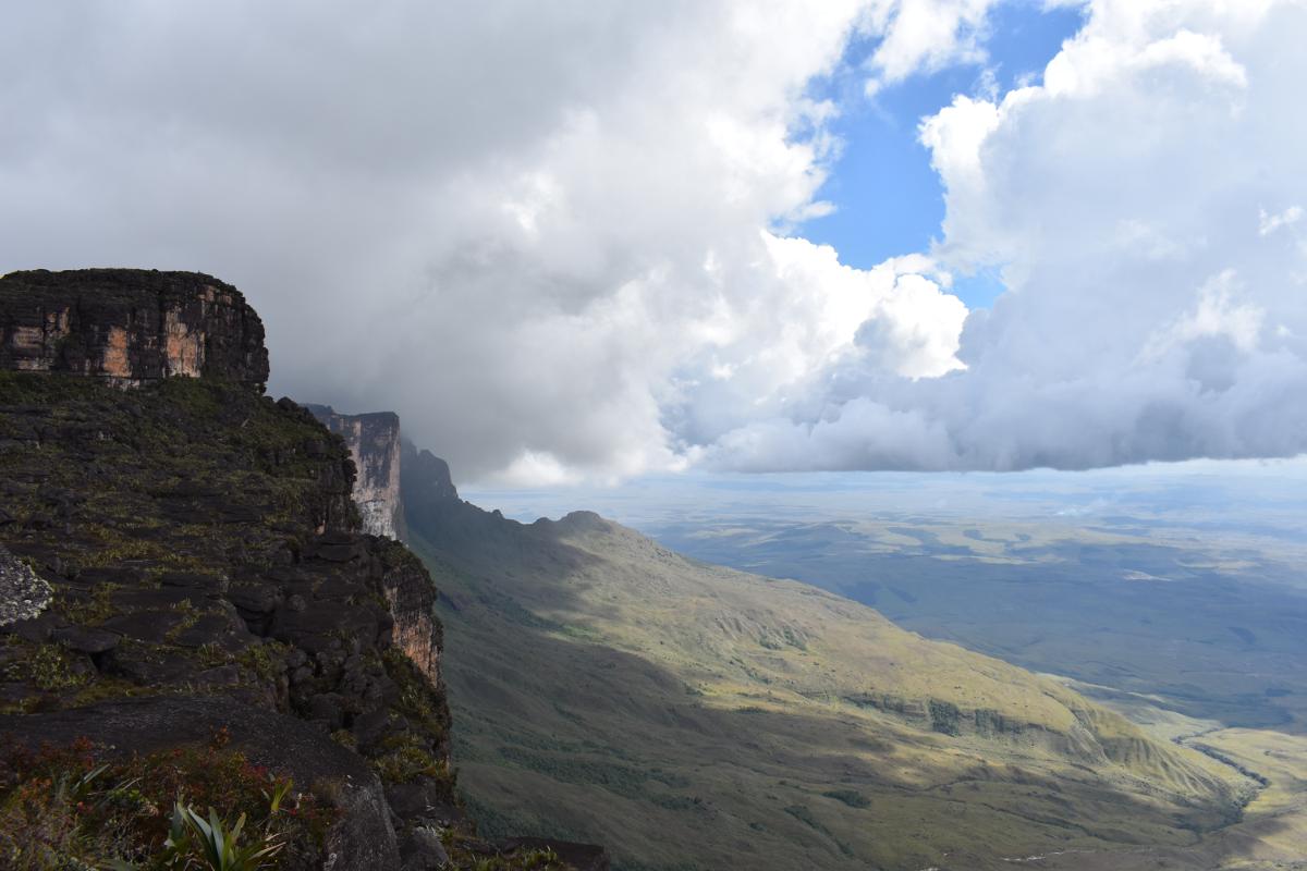 Monte Roraima -informacion