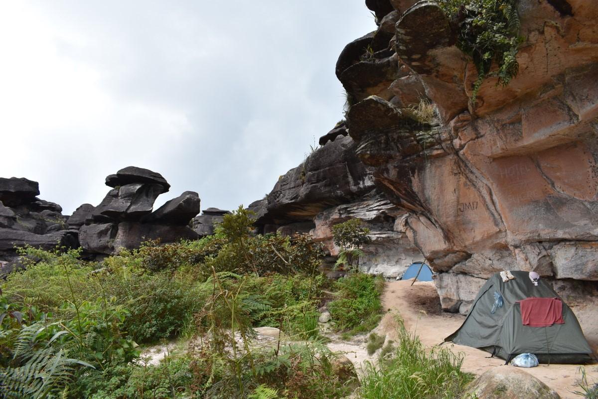 Monte Roraima: trekking cuanto cuesta