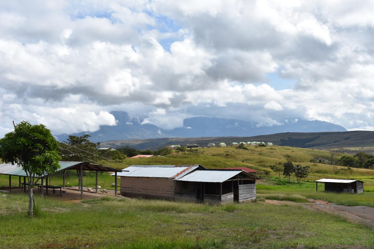 Monte Roraima: trekking y datos utiles