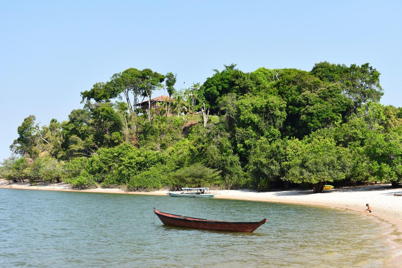 Mejores playas de Brasil, viajar a alter do chao