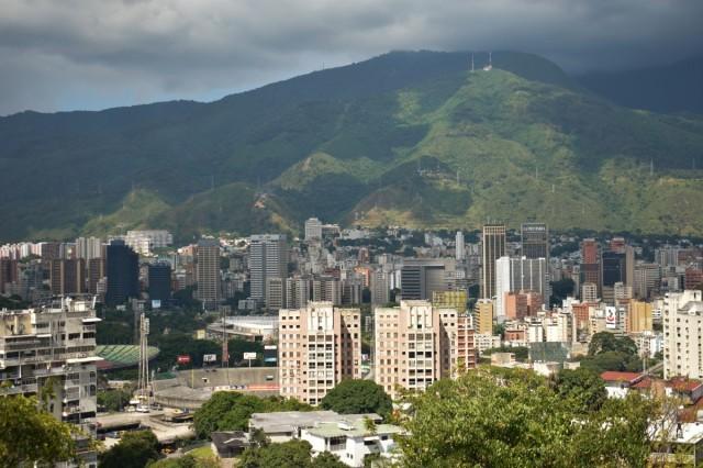 Viajar a Venezuela como mochilero, caracas