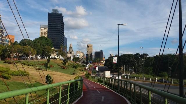 Viajar por Venezuela,mochilero