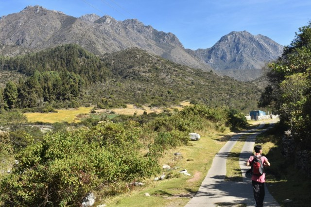 a donde ir en Merida-Venezuela- paramo la Culata