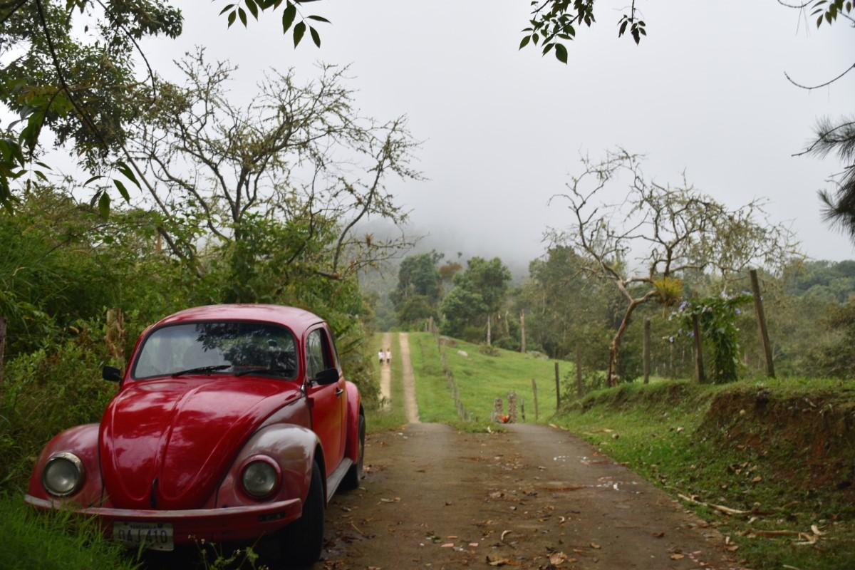 alrededores en Merida-Venezuela- Ciudad Fresita