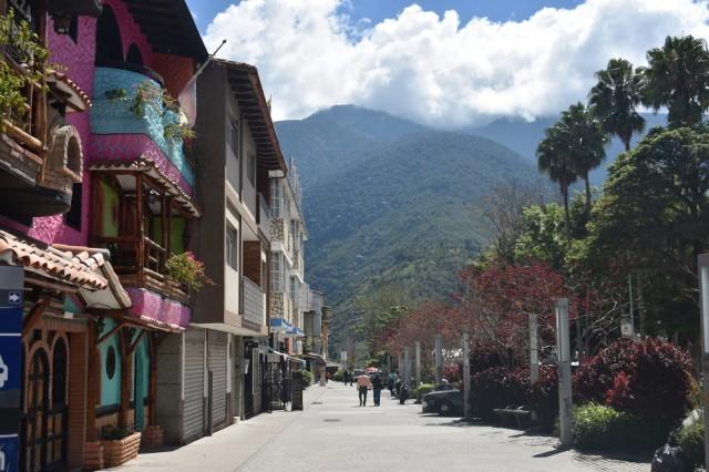 Qué visitar en Mérida-Venezuela- centro histórico
