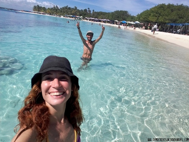 cayo sombrero - cual es la mejor playa de morrocoy