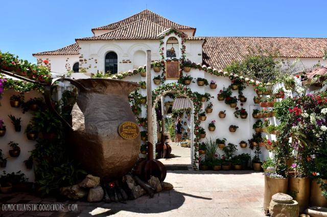 Villa de Leyva - museo del chocolate - visitar