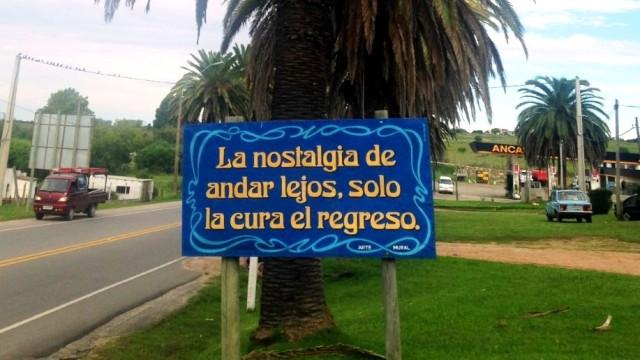 Viajar a dedo - argentina