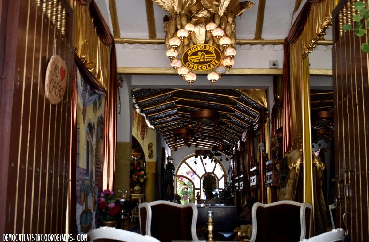 Villa de Leyva - museo del chocolate