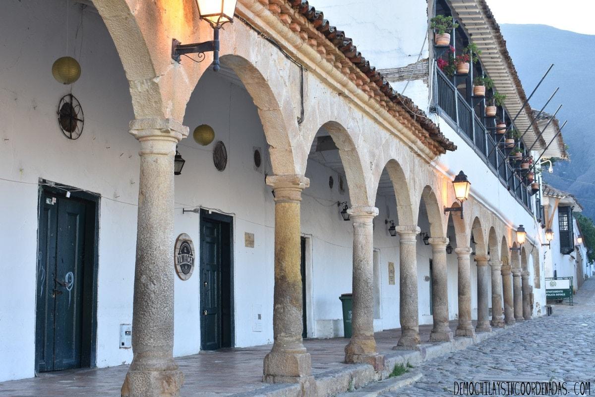 Villa de Leyva - como llegar
